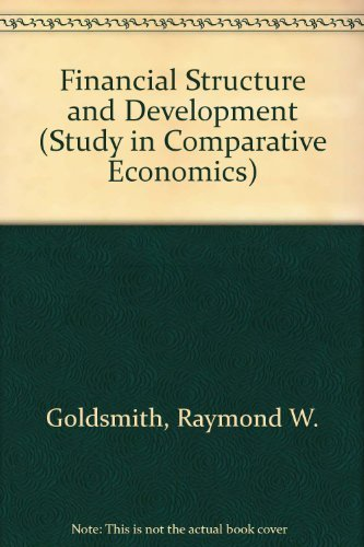 9780300011708: Financial Structure and Development