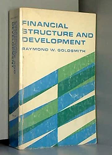 9780300011807: Financial Structure and Development