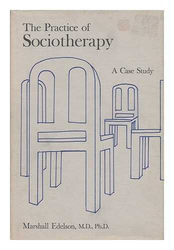 9780300013511: Practice of Sociotherapy: A Case Study