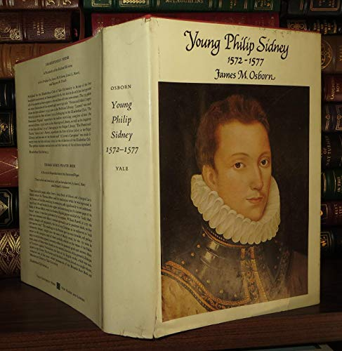 Young Philip Sidney, 1572-1577: Osborn, James Marshall