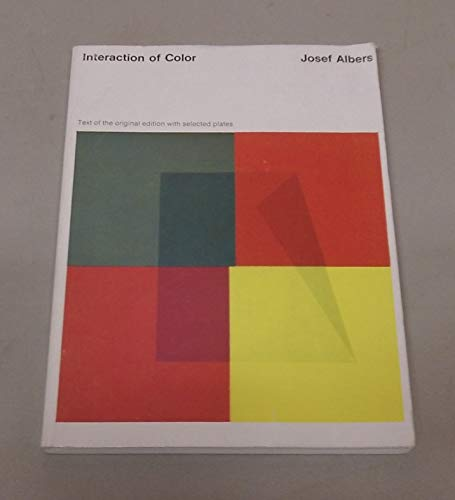Interaction of Color: Albers, Josef