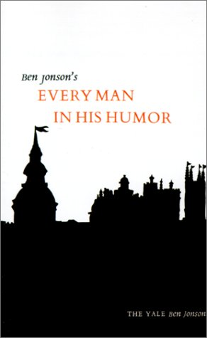 9780300015126: Ben Jonson's Every Man in His Humor (Ben Jonson Series: No. 5)