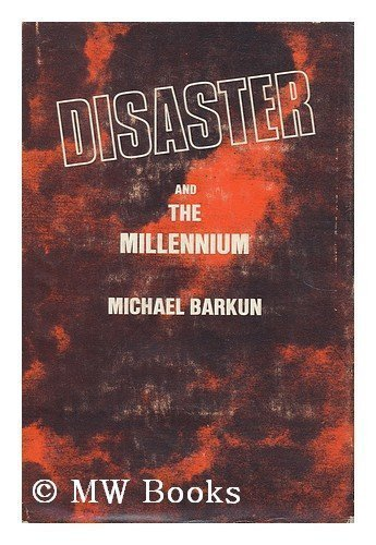 9780300017250: Disaster and the Millennium