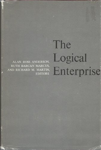 The Logical Enterprise: Alan Ross Anderson