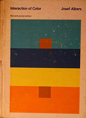 9780300018455: Interaction of Color: Text of the Original Edition With Revised Plate Section