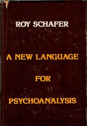 9780300018943: New Language for Psychoanalysis