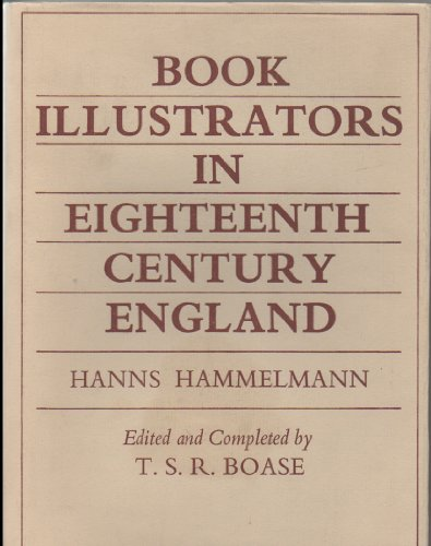 Book Illustrators In Eighteenth-Century England
