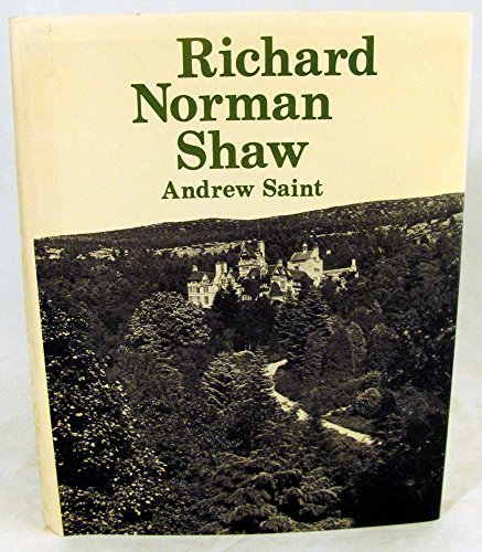 9780300019551: Richard Norman Shaw