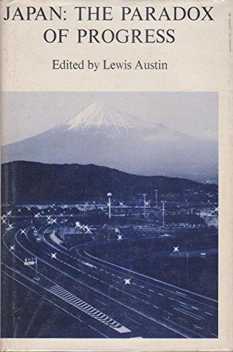 9780300019575: Japan: The Paradox of Progress