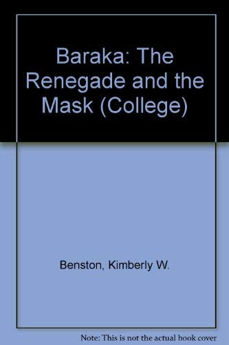 Baraka: The Renegade and the Mask