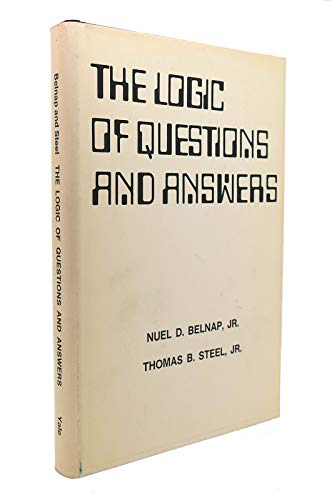 9780300019629: The Logic of Questions and Answers
