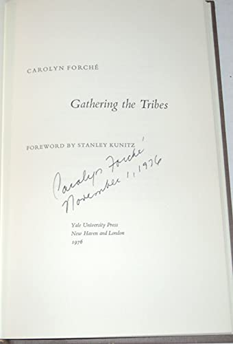 9780300019834: Gathering the Tribes (Yale Series of Younger Poets)