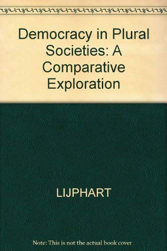 9780300020991: Democracy in Plural Societies: A Comparative Exploration