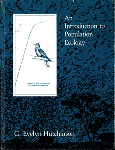 9780300021554: An Introduction to Population Ecology