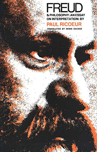 9780300021899: Freud and Philosophy: An Essay on Interpretation (The Terry Lectures Series)