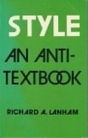 9780300022438: Style: An Anti-Textbook