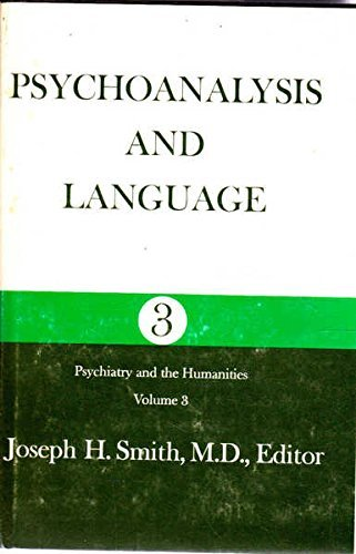Psychoanalysis and Language