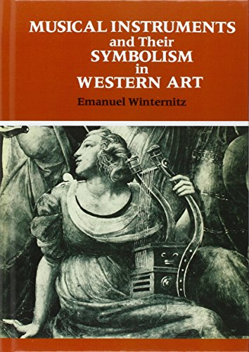 9780300023244: Musical Instruments and Their Symbolism in Western Art: Studies in Music Iconology (Studies in Musical Iconology)