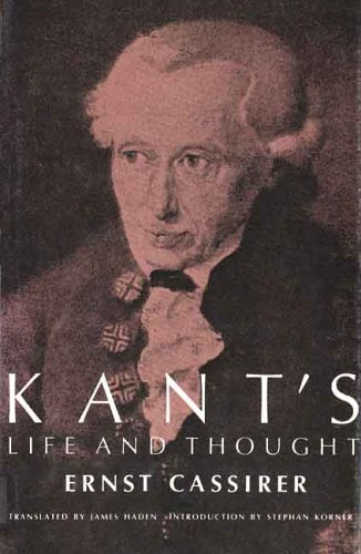9780300023589: Kant's Life and Thought