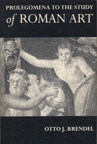 9780300023725: Prolegomena to the Study of Roman Art = Expanded from