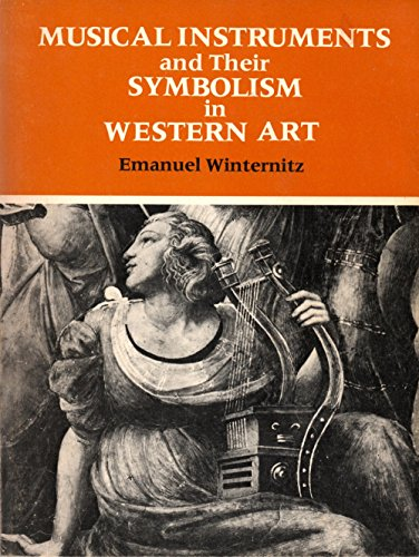 9780300023763: Musical Instruments and Their Symbolism in Western Art: Studies in Music Iconology
