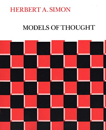 9780300024326: Models of Thought: Volume I