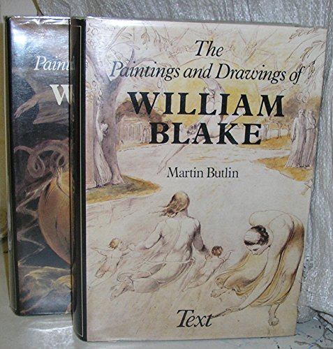 9780300025507: The Paintings and Drawings of William Blake (Studies in British Art)
