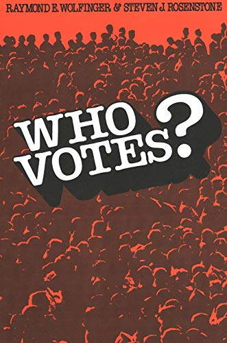 9780300025521: Who Votes (Paper)