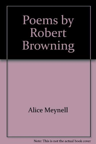 9780300026832: Robert Browning, the Poems (English Poets: 2 volumes)