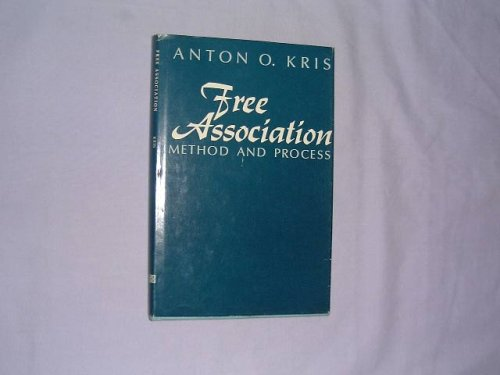9780300027334: Free Association: Method and Process
