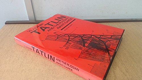 9780300027716: Vladimir Tatlin and the Russian Avant-garde