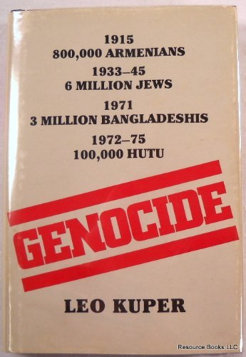 9780300027952: Genocide: Its Political Use in the Twentieth Century