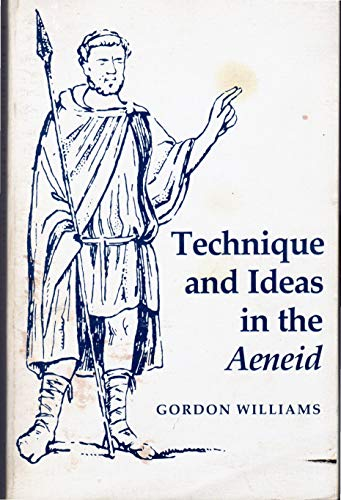 """9780300028522: Technique and Ideas in the """"Aeneid"""""""