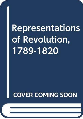 9780300028645: Representations of Revolution