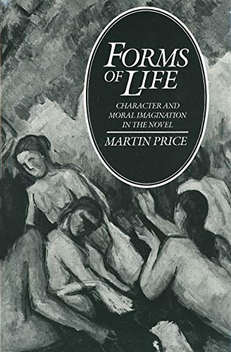 9780300028676: Forms of Life: Character and Moral Imagination in the Novel