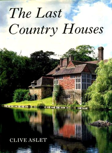 9780300029048: The Last Country Houses