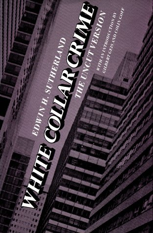 9780300029215: White Collar Crime: The Uncut Version
