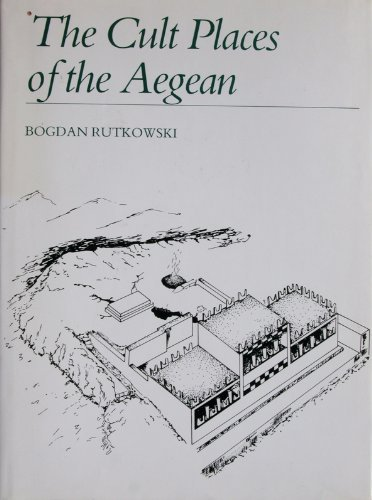 9780300029628: The Cult Places of the Aegean