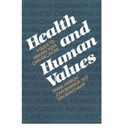 Human Values in Medicine and Health Care: Shmavonian, Nadya