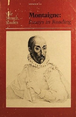 9780300029772: Montaigne: Essays in Reading (French Study) (Vietnamese Edition)