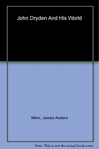 9780300029949: John Dryden and His World