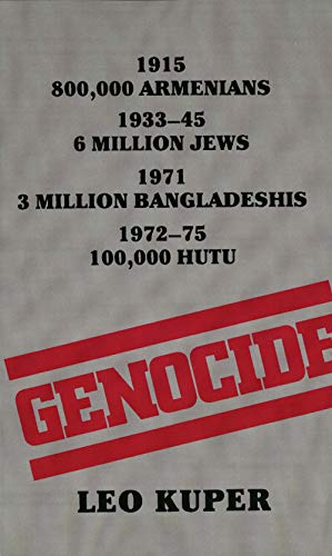 9780300031201: Genocide: Its Political Use in the Twentieth Century