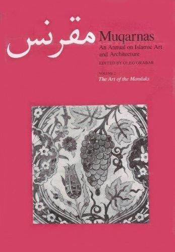 9780300031379: Muqarnas: An Annual on Islamic Art and Architecture : Volume 2 The Art of the Mamluks (Muqarnas)