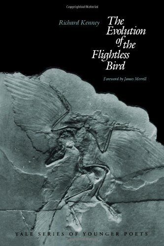 9780300031522: The Evolution of the Flightless Bird (Yale Series of Younger Poets)