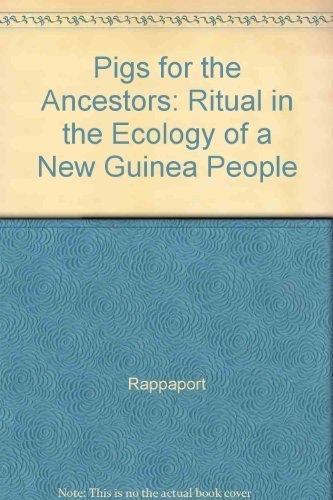 9780300032048: Pigs for the Ancestors: Ritual in the Ecology of a New Guinea People