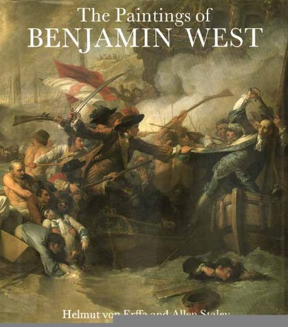 9780300033557: The Paintings of Benjamin West (A Barra Foundation book)