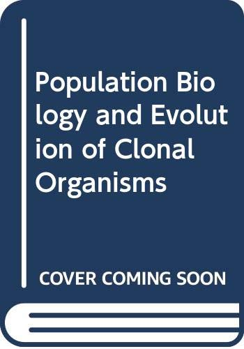 9780300033793: Population Biology and Evolution of Clonal Organisms