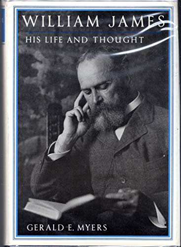 9780300034172: William James: His Life and Thought