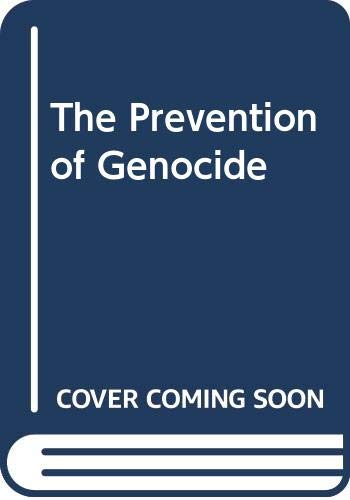 9780300034189: The Prevention of Genocide