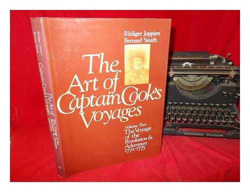 The Art of Captain Cook's Voyages. VOLUME II: The Voyage of the Resolution and Adventure 1772-177...